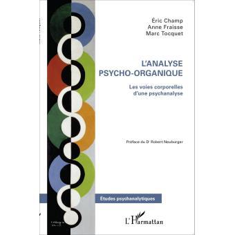 Livre Analyse Psycho-Organique