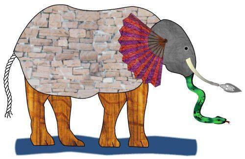 Parabole de l'éléphant