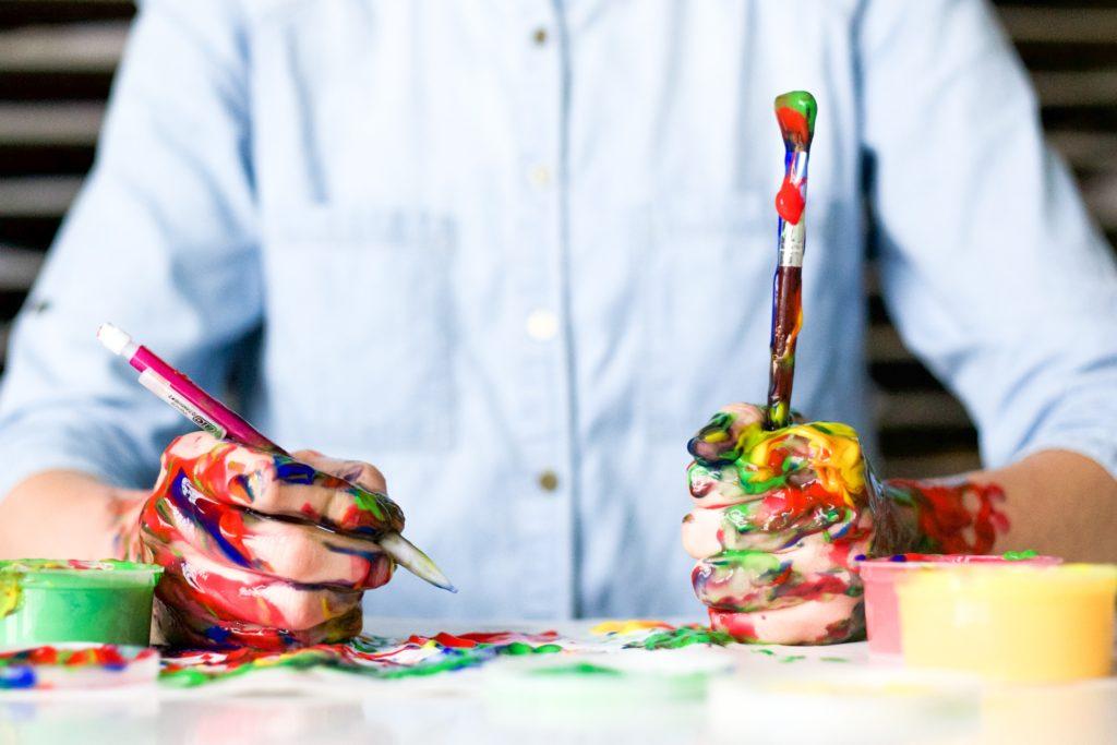 Oser explorer sa créativité - (C) Alice Dietrich / Unsplash